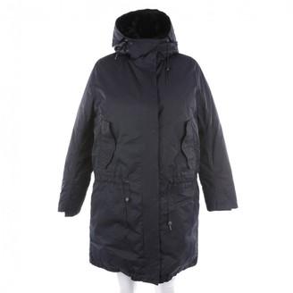 Acne Studios Blue Coat for Women