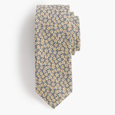 J.Crew Cotton tie in Liberty® speckle floral
