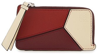 Loewe Puzzle zipped card holder