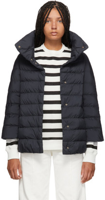 Herno Navy Down Aminta Jacket