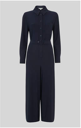 Whistles Tailored Jersey Jumpsuit