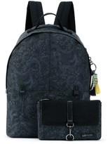 Sakroots 2-in-1 Backpack with Removable Pouch