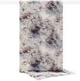 Reiss Cabot - Printed Scarf in Grey, Womens
