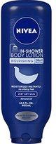 Nivea In-Shower Nourishing Body Lotion 13.5 Fluid Ounce