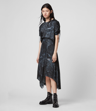 AllSaints Rafaela Hatsukoi Dress