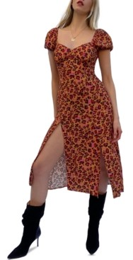 French Connection Ameli Printed Dress