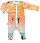 Inchworm Alley Paddle Boarding Onesie