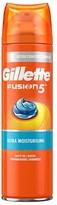 Gillette Fusion5 Moisturising Shave Gel 200ml