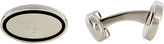 Mulberry Silver-plated cufflinks