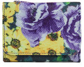 Mundi Anna Trifold Exotic Floral Wallet