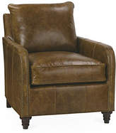 Robin Bruce Hayes Chair - Cocoa Leather