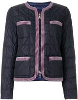 Fay quilted cropped jacket