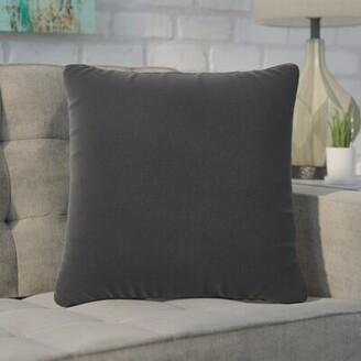 """Brayden Studio Pellot Indoor/Outdoor Throw Pillow Size: 18"""" H x 18"""" W x 6"""" D"""