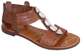 Sam Edelman Galina - Chestnut Gladiator Sandal