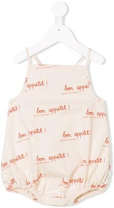 Tiny Cottons Bon Appetit bodysuit