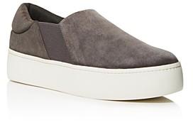 Vince Warren Platform Slip-On Sneakers