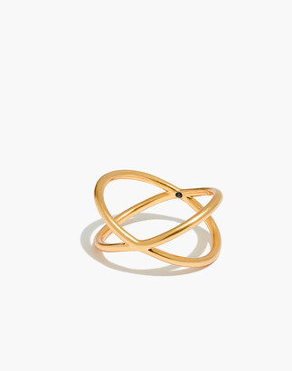 Madewell Crossover Ring