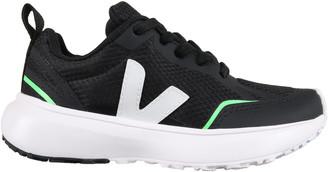 Veja Black Sneakers For Kids