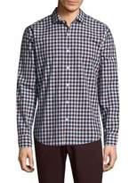 Bonobos Plaid Slim-Fit Cotton Button-Down Shirt