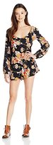 Billabong Junior's Secret Moons Printed Romper