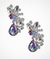Rhinestone Encrusted Post Earrings