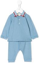 Gucci Kids polo shirt set
