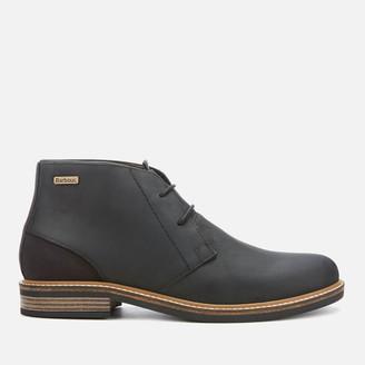 Barbour Men's Readhead Leather Chukka Boots