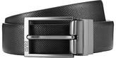 Hugo Boss Hugo By Hugo Boss C-goralbo Reversible Leather Belt, Black