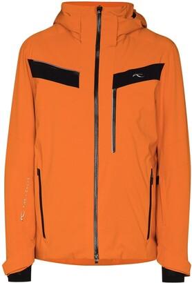 Kjus Cuche zip-up jacket