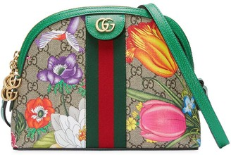 Gucci Ophidia GG Flora shoulder bag