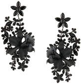 DSQUARED2 floral earrings