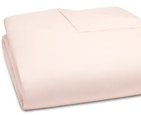 Matouk Luca Satin Stitch Duvet Cover, King