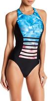 Next Print One-Piece Swimsuit