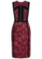 Altuzarra Lorenza Floral-jacquard Dress
