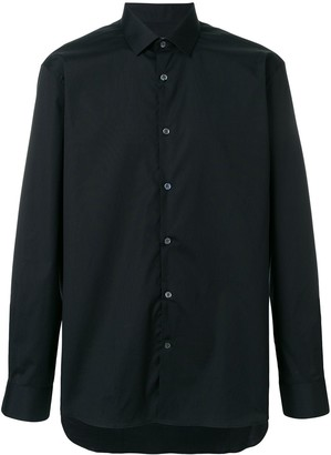 John Varvatos plain shirt