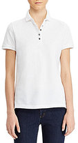 Lauren Ralph Lauren Pique Polo Shirt