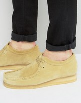 Clarks Originals Clarks Orginal Wallabee Suede Shoes