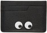 Anya Hindmarch Black Eyes Card Holder