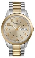 Timex Men's Expansion Band Watch - Two Tone T2M935JT