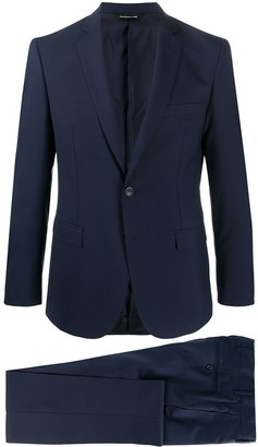 Tonello Tailored Single-Breasted Suit