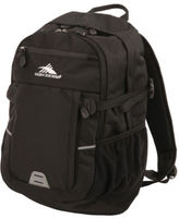 High Sierra NEW 85443 RFID Laptop Backpack: Black
