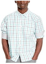 Kenneth Cole Reaction Men's Plaid Ls Woven, Value Not Found