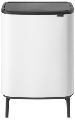 Williams-Sonoma Brabantia Bo Touch Bin Hi Dual Compartment