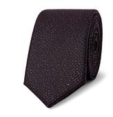 Lanvin 5cm Wool and Lurex-Blend Tie