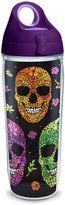 Tervis Halloween Floral Skulls 24 oz. Wrap Water Bottle