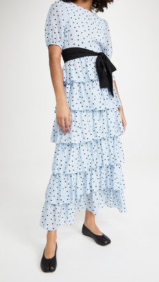 Sister Jane Slow Dance Ruffle Maxi Dress