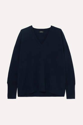 J.Crew Rosalyn Cashmere Sweater - Navy