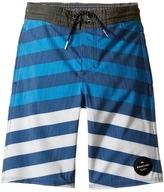 Quiksilver Crypt Brigg Beach Shorts 14 5 Boy's Swimwear