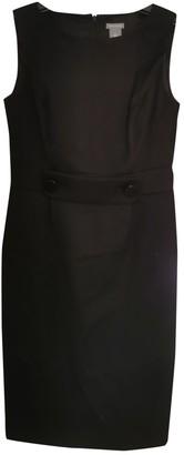 Ann Taylor Black Wool Dress for Women