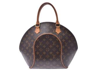 Louis Vuitton Ellipse Brown Cloth Handbags